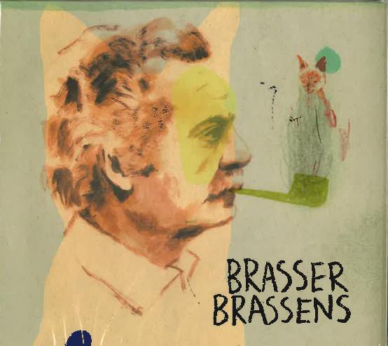 Brasser Brassens avec Sonia Pinchaud et Hugo Blouin