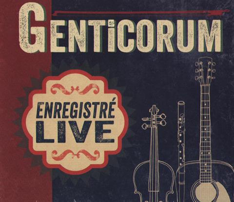 Genticorum: live (2013)