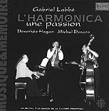 Gabriel Labbé: l'harmonica une passion