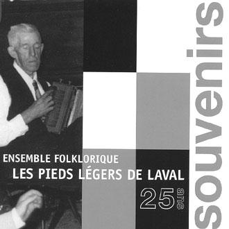 Ensemble folklorique Les Pieds légers de laval