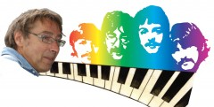 Michel Hinton joue les Beatles