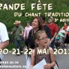 Grande Fête du chant traditionnel