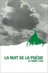 La nuit de la poésie _ 27 mars 1970