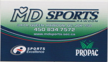 MD Sports Rawdon