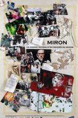 affiche Miron