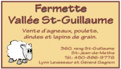 vallée st-guillaume