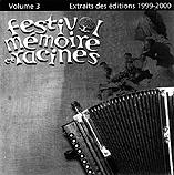 Festival Mémoire et Racines Vol. 3 (2001)