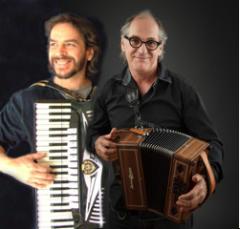 Marc Grenier et Normand Miron